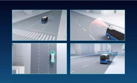 金旅客车对自动驾驶的思与行