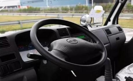 智动挡解放左脚轻松驾驶,江铃轻卡可以这么开!