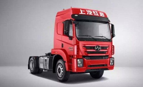 极致轻量化、高效动力,红岩杰卡牵引车专为港口运输而生