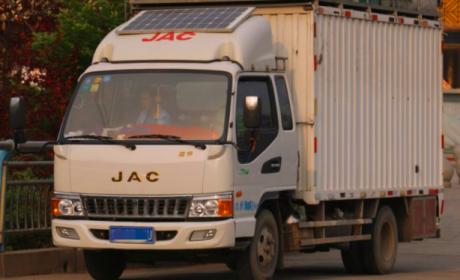走南闯北传承民间艺术 江淮轻卡车主不一样的卡车生活