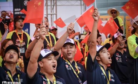 传递正能量,关爱司机群体,天龙卡车驾驶员大赛广州站掀起热潮