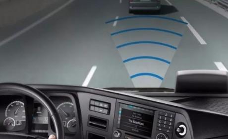 """奔驰卡车荣获""""年度智能商用车创新应用优秀案例"""""""