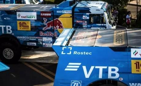 丝绸之路拉力赛完美收官,搭载ISZ动力的卡玛兹车队再度蝉联冠军