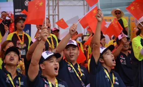 雨后奋战,广州站6名选手入围天龙哥总决赛