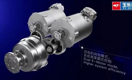 节油率超65%,玉柴全球首款e-CVT混动系统到底是何方神圣?