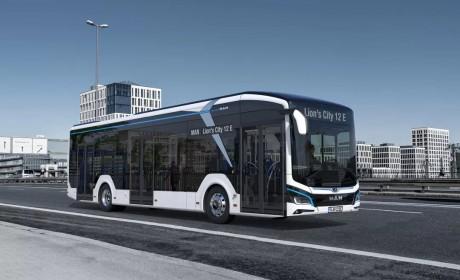 未来城市车辆出行是什么样画面?曼恩给你答案