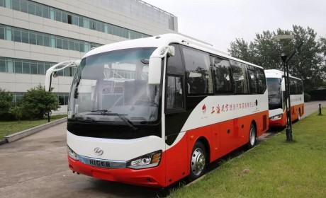 """海格""""海豹""""客车助力上海航空旅汽的转型""""生意经"""""""