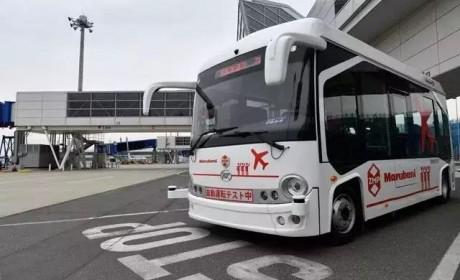 """中国""""无人化""""技术引日媒点赞,安凯无人驾驶客车大秀科技实力"""