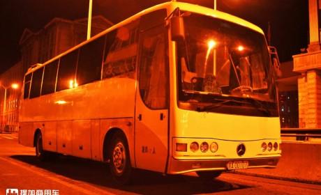一辆运营15年的豪华大巴引发的追忆,带您回忆亚星-奔驰客车的那些年