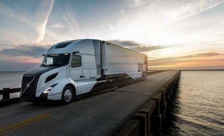 碳纤维车身,燃油经济性提升70%,沃尔沃告诉你什么才是超级卡车!