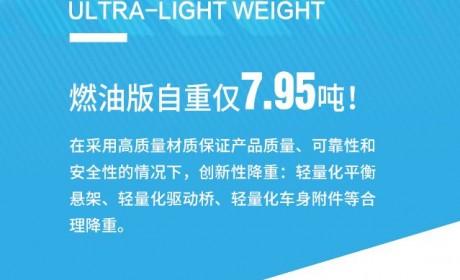 """不止于""""轻""""详解HOWO-T7H轻量化产品如何""""瘦身强体"""""""