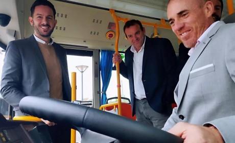"""安凯纯电动客车驶入乌拉圭,绿色特质持续""""圈粉""""全球"""