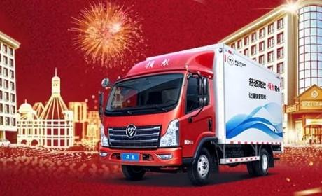 上市斩获5617台订单,这款网红卡车最近很火