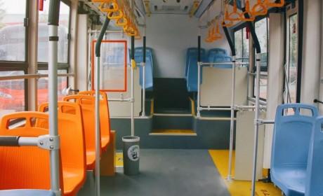 成都,您的银隆新型公交车-小辣椒上线啦