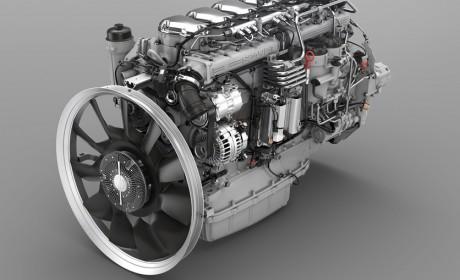 斯堪尼亚发布真正大扭矩13升发动机,540马力拥有2700牛米扭矩