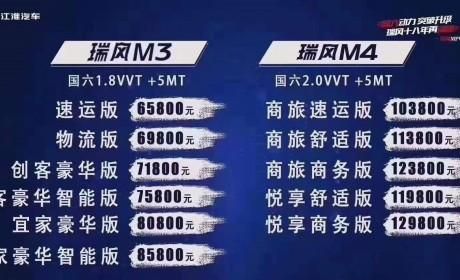 """瑞风MPV国六动力六省联动,""""MPV制造专家""""十八年价值焕新再领跑"""
