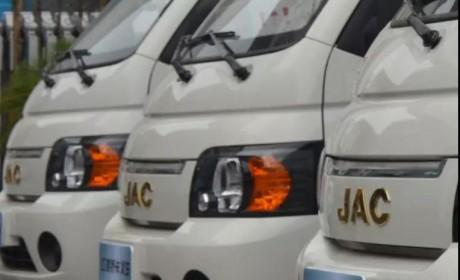 康铃全新J系携国六X5亮相江苏,有啥不一样?