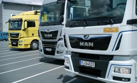 安全、轻松、自动驾驶,曼恩让开卡车变得简单