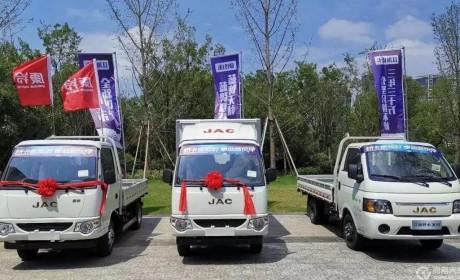 江淮康铃国六轿卡全新上线,多轴距产品组合,专为城配用户设计