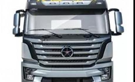 高性能、致富更轻松—大运N8V危化牵引车