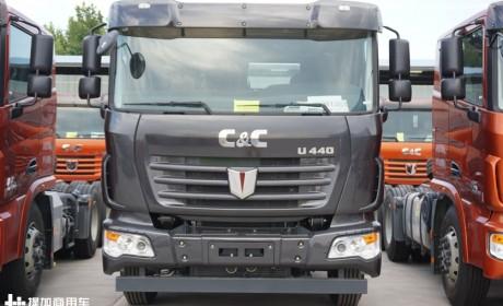 限高杆催生的重卡新车型,带你见识一款只有2.8米高的超低顶卡车