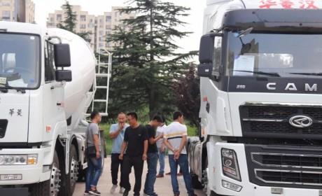 华菱汉马新产品2019全国巡展走进风筝之都--潍坊