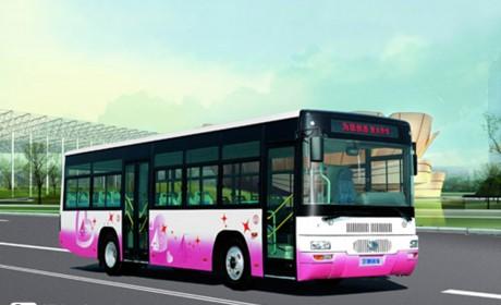 国内城市公交的探路者,宇通新世纪以来公交造型大盘点(一)