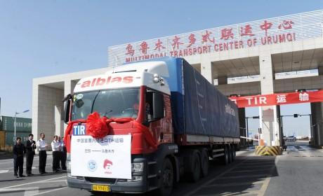 跨越中欧的运输使者 ,曼恩助力TIR国际运输
