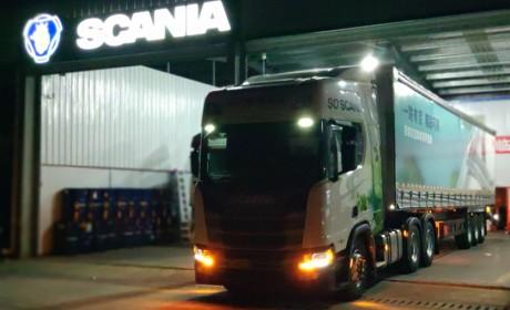 10年买了150辆斯堪尼亚,丰城这位物流老板为何只用进口卡车?