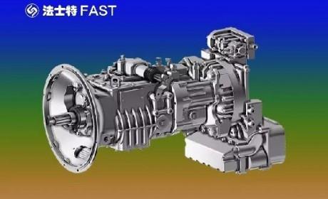 1分钟了解法士特中轻卡变速器+FH240液力缓速器