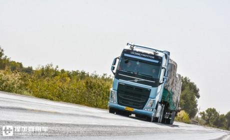 90后小伙为何买沃尔沃卡车跑新疆线?全程跟车体验报告(一)