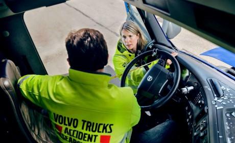 50年专注研究真实交通事故,沃尔沃卡车持续提升道路安全