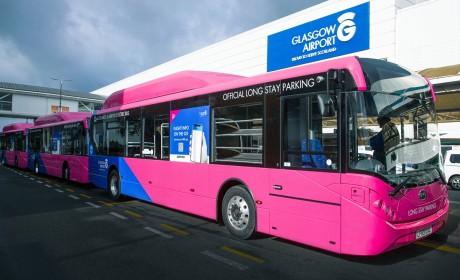 历史性一刻!比亚迪助力英国开启机场大巴电动化时代