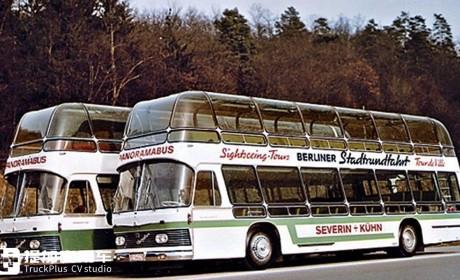 德国尼奥普兰的旗舰大巴,带您回顾Skyliner系列车型的辉煌50余载