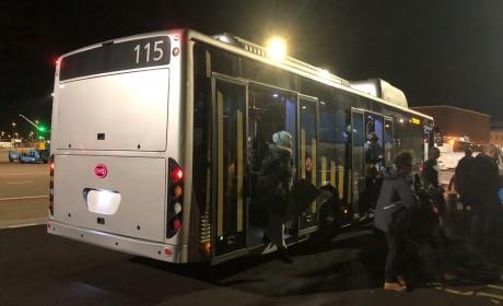 比亚迪客车已杀入欧洲机场,荷兰史基浦机场体验比亚迪机场大巴