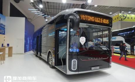 带您逛2019 世界客车博览会,这些国产客车品牌真为中国制造争光