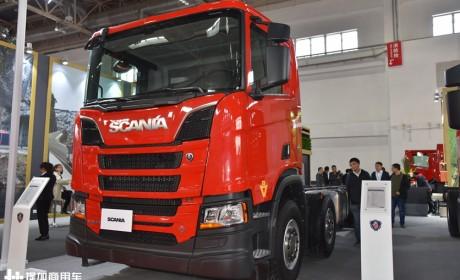 听说你想买辆前四后八拉煤,配8缸650马力发动机的斯堪尼亚考虑吗?