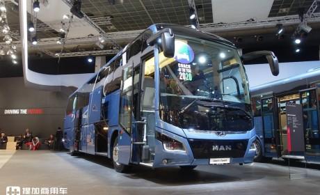 斩获2020年度最佳客车,MAN全新Lion's Coach客车到底有何实力