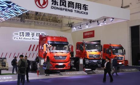 东风天龙KL荣膺2020中国年度卡车(CToY)