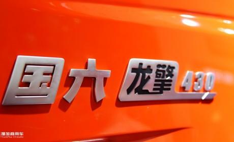 580马力发动机14挡AMT变速箱领衔,带您见识东风卡车国六时代全新的动力链系统