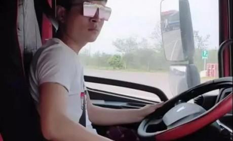"""世间美好与你环环相扣!""""网红司机""""楠哥眼中的联合卡车究竟有多红?"""