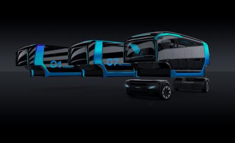思无界,未来无限 斯堪尼亚搭建未来交通运输的创想空间