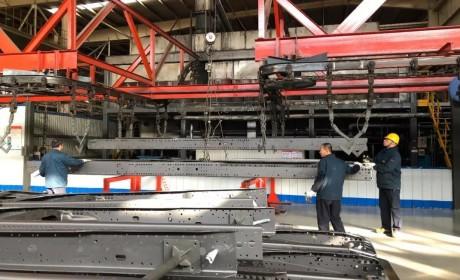 揭秘中国重汽的生产线!一辆卡车诞生的全流程在这里