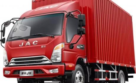 标准3人座,可匹配多种货箱,江淮康铃专为城郊配送打造