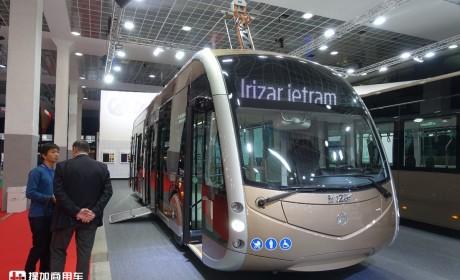欧洲的客车大佬之一,带你见识来自伊利萨尔的最新款电动公交