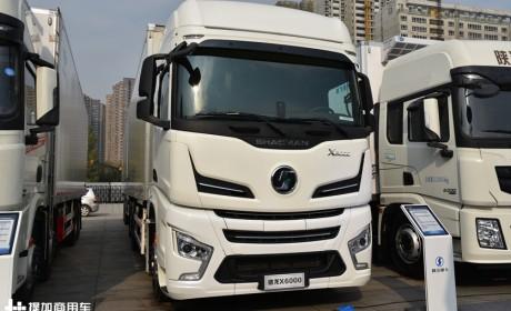 陕汽2020商务年会上这些亮点车型,实力都很强,很好的代表了国产卡车的发展方向