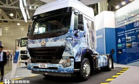 最大600马力发动机,AMT变速箱,重汽最新卡车动力链命名规则科普