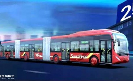 车身超31米能装300人,这是公交还是地铁?中车智轨ART技术起底