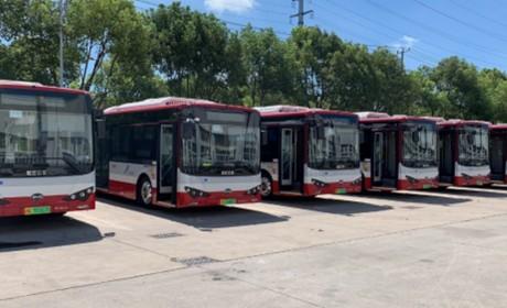 践行绿色可持续发展之道,比亚迪亮相上海国际客车展