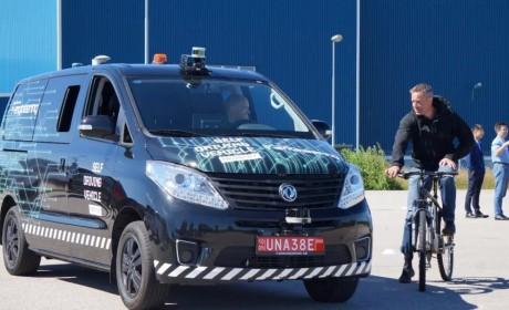 东风获得欧洲首家中国企业自动驾驶路测许可!